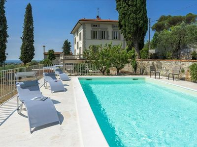 Photo for 4BR Country House / Chateau Vacation Rental in Montecatini Terme, Toscana