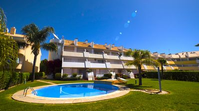 Photo for Duplex in Vilamoura C / Yard and Pool