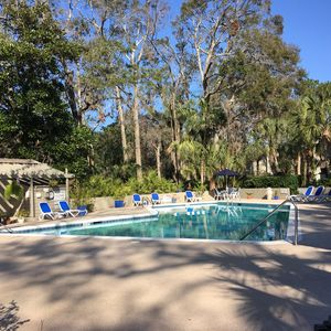Photo for Nature at its finest! Handicap access, Pool, Beach, Internet,End Unit, Gourmet