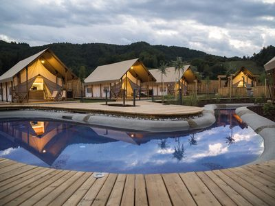 Photo for Glamping Olimia Adria Village - Best Glamping 2017 in Slovenia