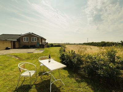 Photo for Bungalow In The Countryside, Only 10 Minutes Drive From The Beach .Free wifi