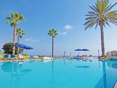 Photo for BAY VIEW APARTMENT - 2 BED WITH SHARED POOL CENTRAL PROTARAS