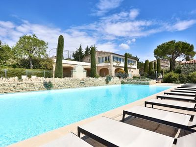 Photo for Le Bastidon du Soleil - House for 4 people in Gordes
