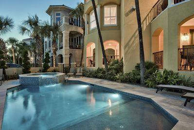Our Luxury Destin by The Sea Vacation Rental - Tuscan Villa