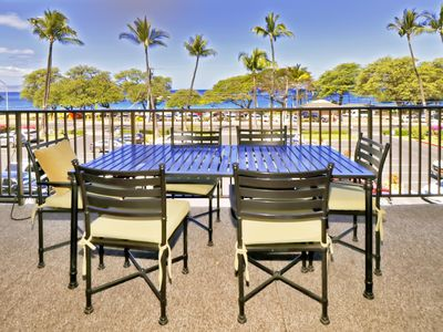 Photo for Maui Parkshore #313 2Bd Ocean View, Walk to Beach, Shops and Dining, Sleeps 5