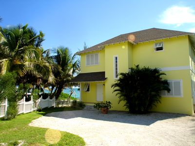 Photo for Villa Right On The Ocean, Private Property In Cul-de-sac, Secluded, Quiet