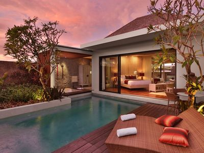 Photo for Temptation One-Bedroom Romantic Villa with Private Pool