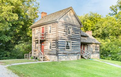 Photo for Historic log house built circa 1780 - NEW LISTING!!!  AVAILABLE  July 2018