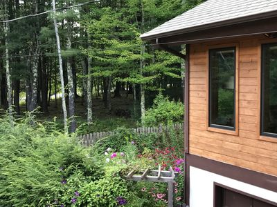 Photo for Beautiful Cabin For All Seasons (Hot Tub). 10 Mins To Windham 15 Mins To Hunter