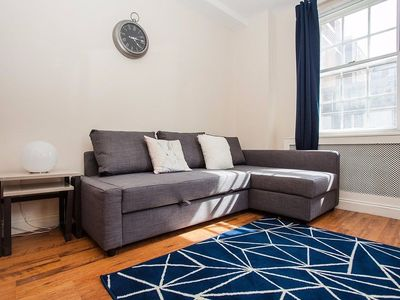 Photo for Central & Spacious 3 Bedroom Apartment