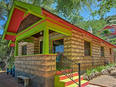 Photo for 'Brophy House' 12-Min Walk from Downtown Bisbee!