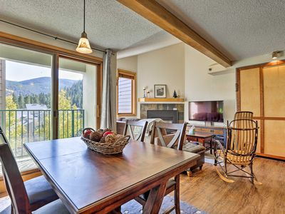 Photo for Ski-In/Out Resort Condo by Mary Jane Base!