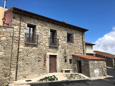 Photo for Rural house Luz de Gredos for 8 people