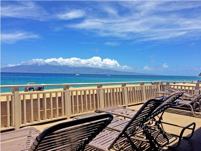 Photo for EL J111 -Beautiful Remodeled Studio - Walk to Kaanapali Beach and Black Rock