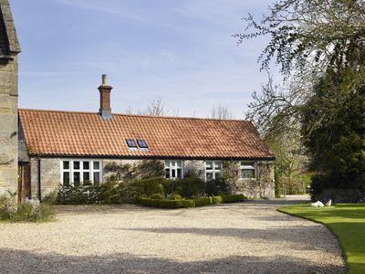 Photo for As featured in 25 Beautiful Homes, the Manor Stables offers 4*comfort and luxury