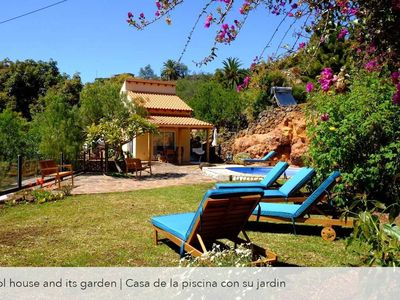 Photo for Casas Adhara - Rural villa with ocean view on the coast of Tijarafe