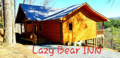 "Photo for Intro SPECIAL ! Brand NEW! From $99 p/nite! ""The Lazy Bear Inn"" at Lake Buckhorn"