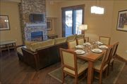 Air Conditioned Penthouse Condo with Views, Gondola Ride to and from Ski Slopes