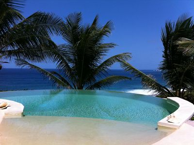 Photo for Wild Paradise: Villa Ocean View Infinity Pool