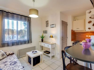 Photo for Lovely apartment for 2 people with WIFI, TV and parking