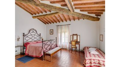 Photo for 2BR Farmhouse Vacation Rental in arezzo