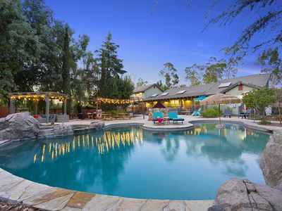 Photo for 6BR Resort Vacation Rental in Winchester, California