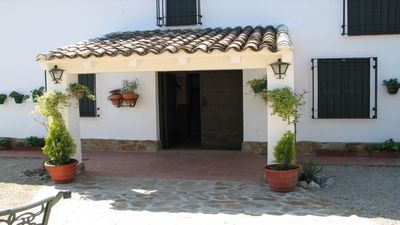 Photo for Superb house in the heart of Park subbética.
