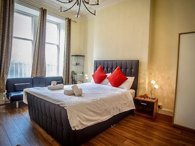 Photo for Stupendous Apartment in City Centre close to Princess Street.
