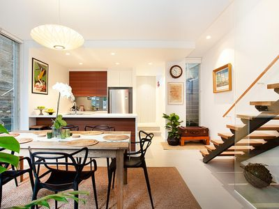 Photo for Quiet Family Home With Garden Courtyard Near Cafes