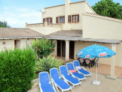 Photo for Vacation home Clau de Sol (PIC160) in Can Picafort - 8 persons, 4 bedrooms