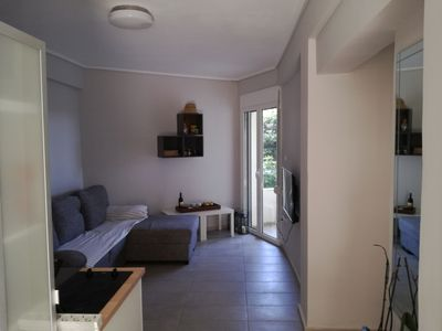 Photo for Apartment next to Athens airport, port of Rafina, up to the beach