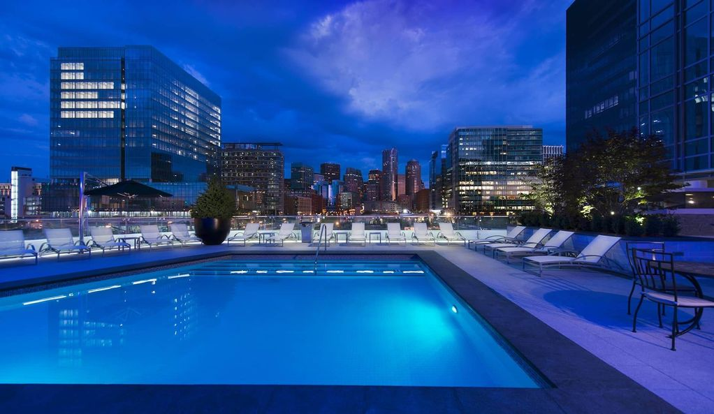 Boston Furnished 1Bed- Upscale Amenities