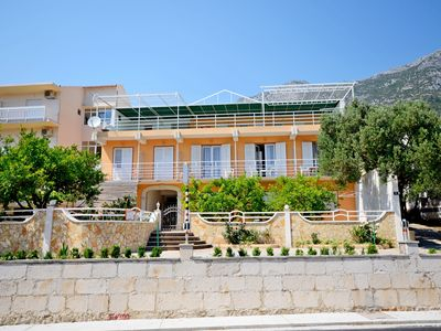 Photo for 1BR Apartment Vacation Rental in Split-Dalmatia County, Op?ina Gradac