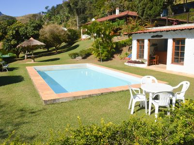 Photo for Comfortable house with leisure area of 3,000 m².
