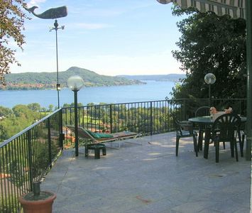 Photo for 3BR House Vacation Rental in Lesa, Lake Maggiore