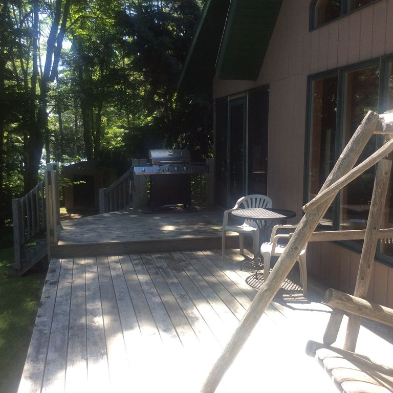 Www Rental Homes Com: Eagle Point Cabin On Island Lake In Iron County, Wisconsin
