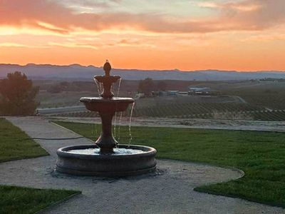 Photo for 360° Vineyard Views In Gorgeous Paso Robles Estate