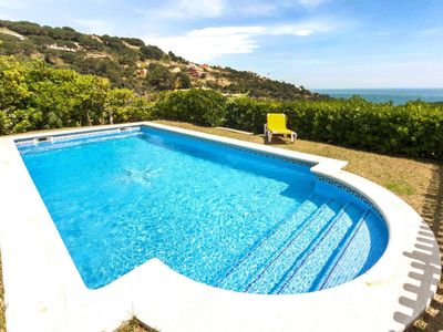 Photo for Vacation home Villa Dubos in Begur - 6 persons, 3 bedrooms