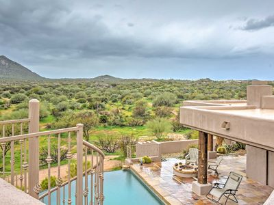 Photo for Upscale Scottsdale Home w/ Inifnity Pool&Mtn Views