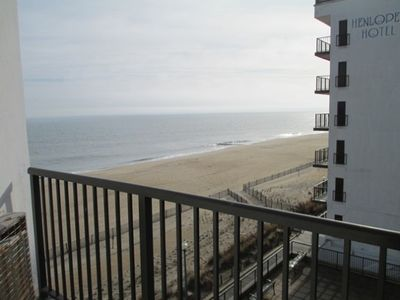 Photo for LINENS & DAILY ACTIVITIES INCLUDED*! OCEANFRONT/BOARDWALK BUILDING W/ROOFTOP POOL Oceanfront living at its finest. Enjoy this 3 bedroom, 3 full bathroom unit with recent upgrades
