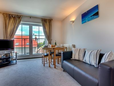 Photo for Glan Y Mor - Two Bedroom Apartment, Sleeps 4