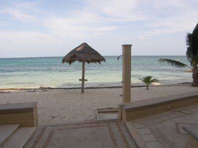 Photo for On the Beach-Great Views-303 Villa Hopelchen