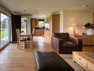 Photo for Mains of Taymouth, Kenmore ~ 5* No. 5 The Gallops - Downstairs property - sleeps 4 guests  in 2 bedr