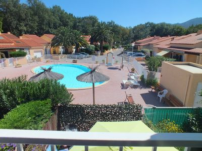 Photo for Holiday home 4 people in residence with swimming pool.
