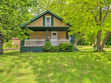 New! 2BR Tell City Cottage w/ Outdoor Patio!