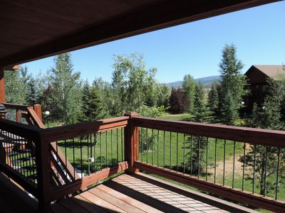 Cozy Victor Condo with Mountain & Valley Views, Close to Town!