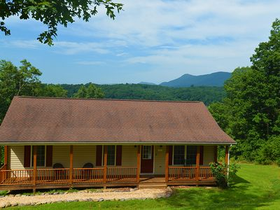 Photo for Shenandoah Sunset Cabin - Spectacular View!
