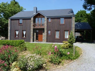 Photo for Villa Lisbelle: Gite / holiday home in the heart of the Ardennes
