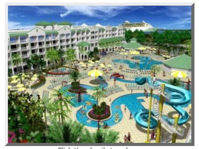 Photo for 1 week@ Cape Canaveral Beach (formerly Ron Jon) Resort 2BR Sleeps 8
