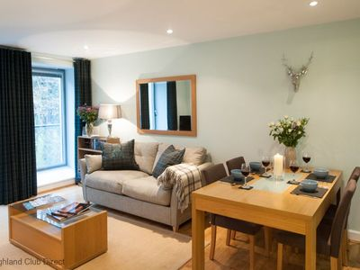 Photo for Luxury self catering property in the Grounds of a Monastery on Loch Ness -  WiFi - Swimming Pool - S